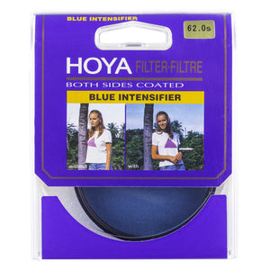 Hoya Blue Intensifier Filter Box