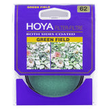 Hoya Green Field Intensifier Filter Box