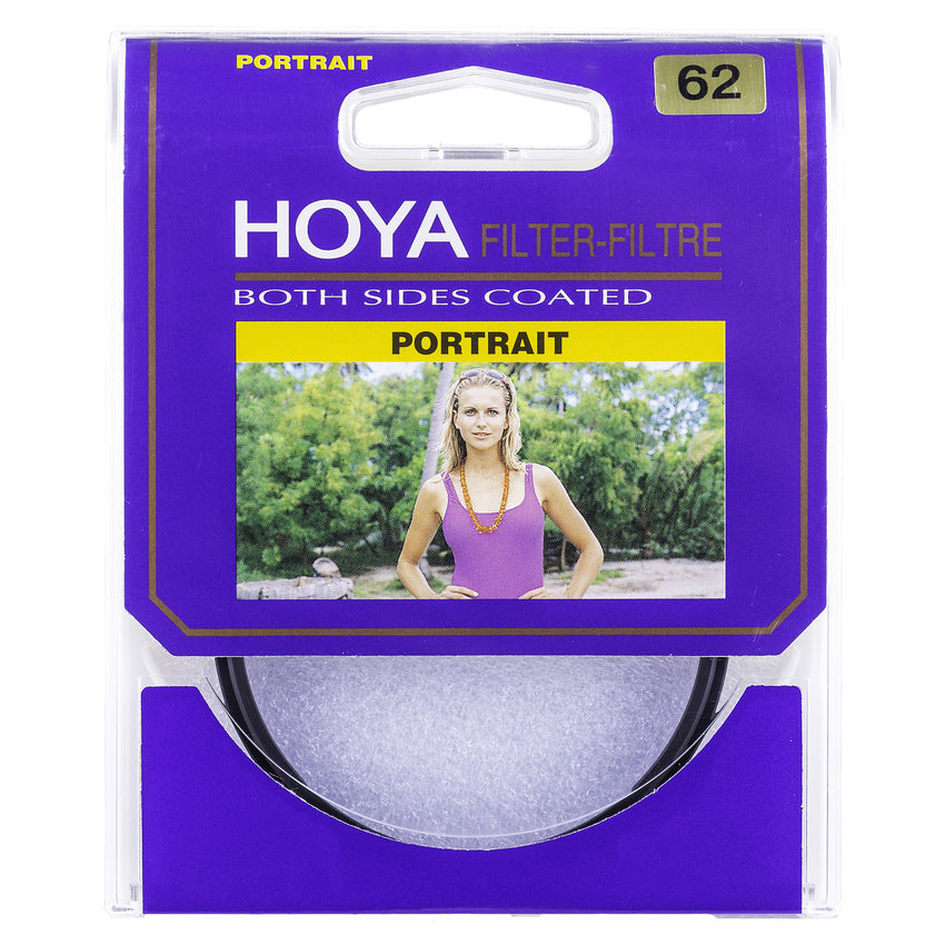 Hoya S-Portrait Filter Box