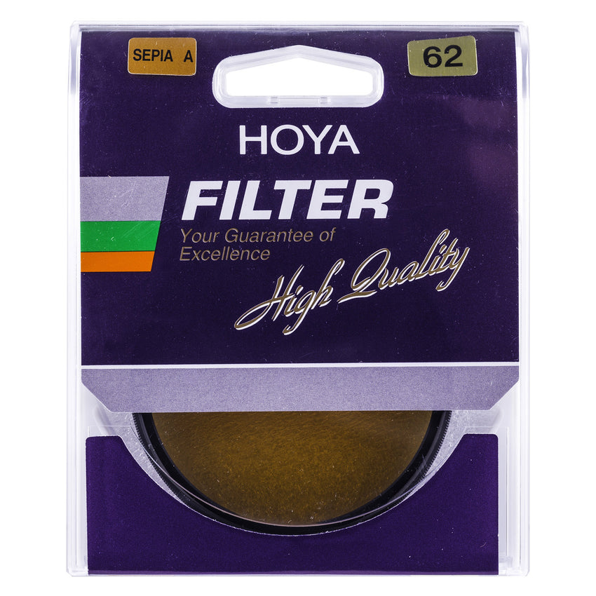 Hoya S-Sepia Filter Box