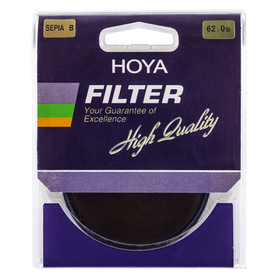 Hoya S-Sepia B Filter Box