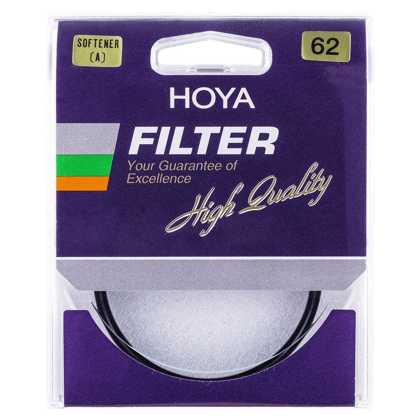Hoya S Soft-A Filter Box