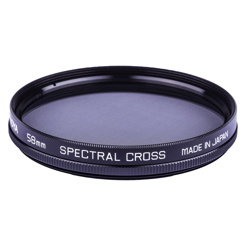 Hoya Spectral Cross Filter