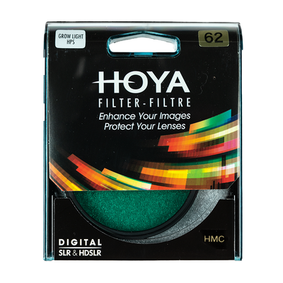 Hoya Grow Light HPS filter box