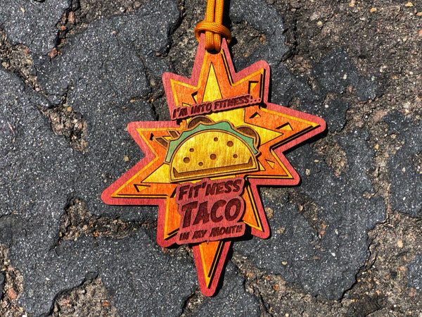 Fit'ness Taco Summer Virtual Race