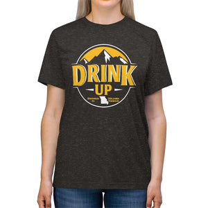 Drink Up - BuL-Unisex Triblend Tee