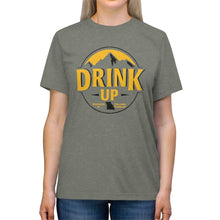 Load image into Gallery viewer, Drink Up - BuL-Unisex Triblend Tee