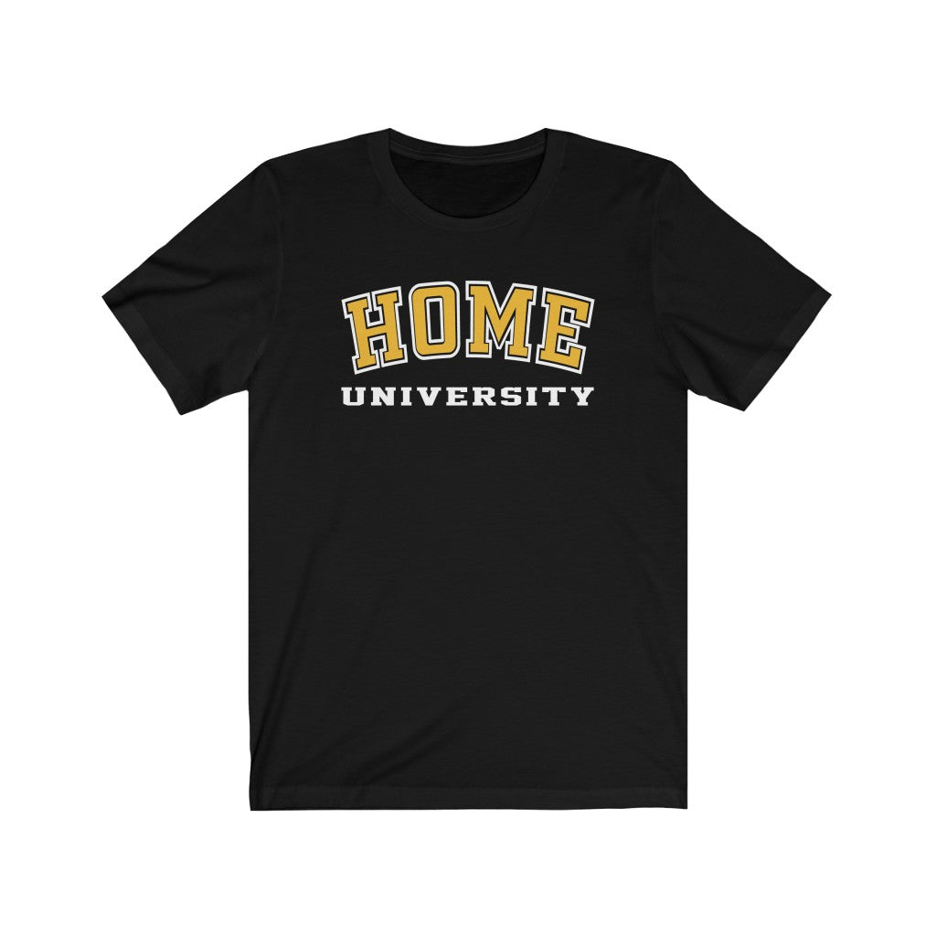Home University - Unisex Jersey Short Sleeve Tee