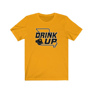 DRINK UP REMIX- Unisex Jersey Short Sleeve Tee