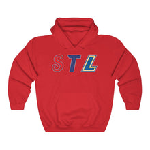 Load image into Gallery viewer, STL Triple Threat - Unisex Heavy Blend™ Hooded Sweatshirt
