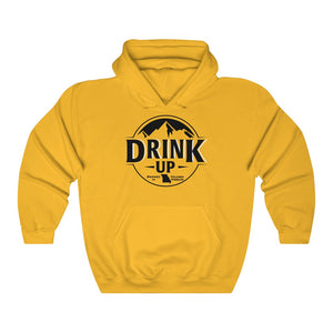 Drink Up - Unisex Heavy Blend™ Hooded Sweatshirt