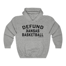 Load image into Gallery viewer, DEFUND kansas Basketball - Unisex Heavy Blend™ Hooded Sweatshirt