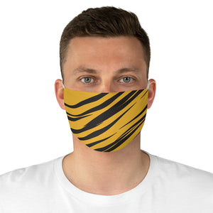 Tiger Stripes - Fabric Face Mask