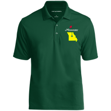 Load image into Gallery viewer, Missouri Golf - K110 Dry Zone UV Micro-Mesh Polo