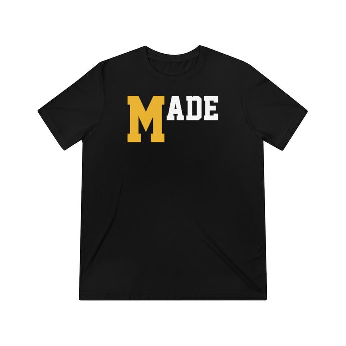MADE-SUBSCRIPT-Unisex Triblend Tee