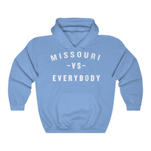 Load image into Gallery viewer, MISSOURI VS EVERYBODY -  Unisex Heavy Blend™ Hooded Sweatshirt