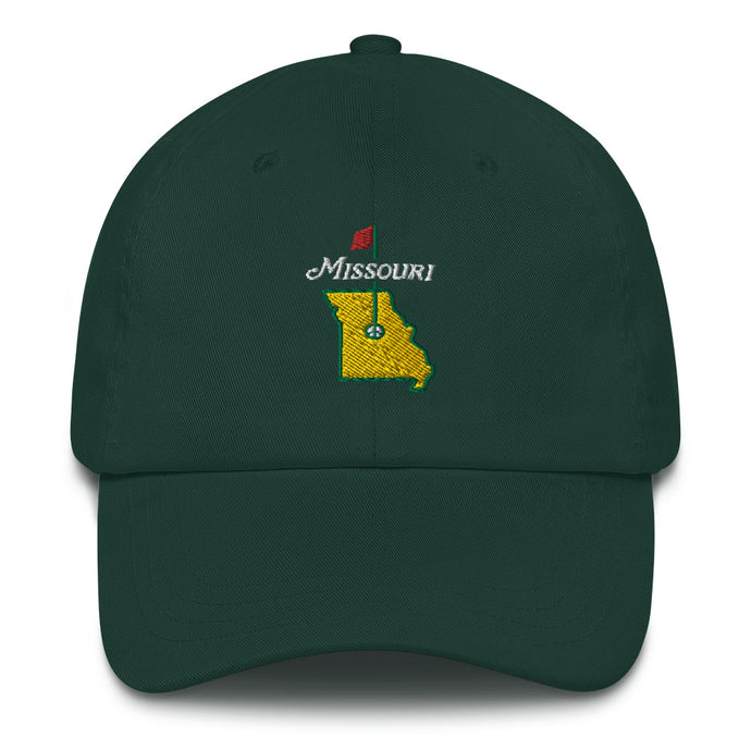 Missouri Golf - Dad hat