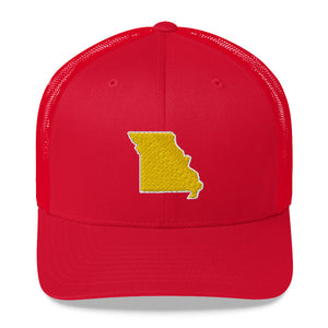 Missouri Trucker Cap