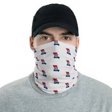 Load image into Gallery viewer, Missouri Flags - Neck gaiter
