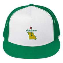 Load image into Gallery viewer, Missouri Golf - Trucker Cap
