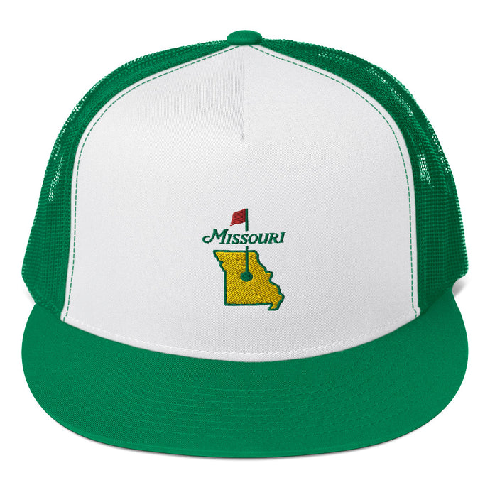 Missouri Golf - Trucker Cap