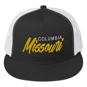 Columbia Missouri - Trucker Cap
