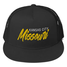Load image into Gallery viewer, Kansas City Trucker Cap