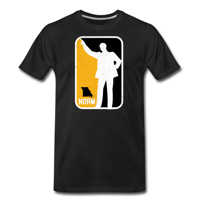 NBA - Unisex -Premium T-Shirt - black