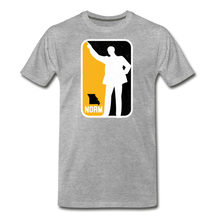 Load image into Gallery viewer, NBA - Unisex -Premium T-Shirt - heather gray