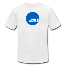Load image into Gallery viewer, NCAA is a JOKE - Unisex Jersey T-Shirt - white