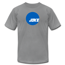 Load image into Gallery viewer, NCAA is a JOKE - Unisex Jersey T-Shirt - slate