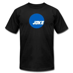 NCAA is a JOKE - Unisex Jersey T-Shirt - black