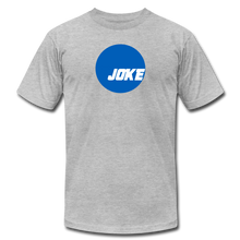 Load image into Gallery viewer, NCAA is a JOKE - Unisex Jersey T-Shirt - heather gray