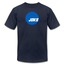 Load image into Gallery viewer, NCAA is a JOKE - Unisex Jersey T-Shirt - navy