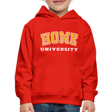 Load image into Gallery viewer, HOME University - Kids' Premium Hoodie - red