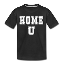 Load image into Gallery viewer, HOME U - Kids' Premium T-Shirt - black