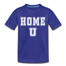Load image into Gallery viewer, HOME U - Kids' Premium T-Shirt - royal blue