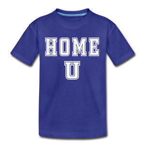 HOME U - Kids' Premium T-Shirt - royal blue