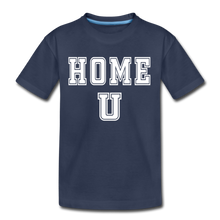 Load image into Gallery viewer, HOME U - Kids' Premium T-Shirt - navy
