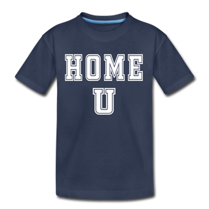 HOME U - Kids' Premium T-Shirt - navy