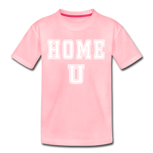 HOME U - Kids' Premium T-Shirt - pink