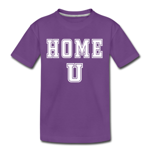 HOME U - Kids' Premium T-Shirt - purple