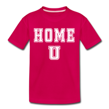 Load image into Gallery viewer, HOME U - Kids' Premium T-Shirt - dark pink