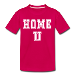 HOME U - Kids' Premium T-Shirt - dark pink