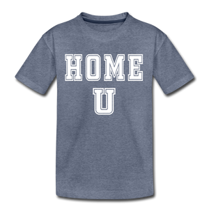 HOME U - Kids' Premium T-Shirt - heather blue