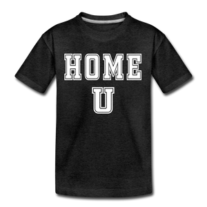 HOME U - Kids' Premium T-Shirt - charcoal gray
