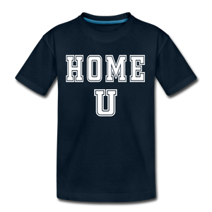 HOME U - Kids' Premium T-Shirt - deep navy