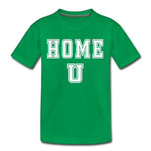HOME U - Kids' Premium T-Shirt - kelly green