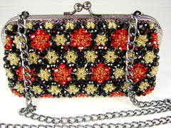 Glass beads purses