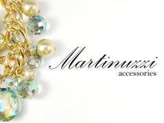 fashion jewelry designers.Martinuzzi Accessories